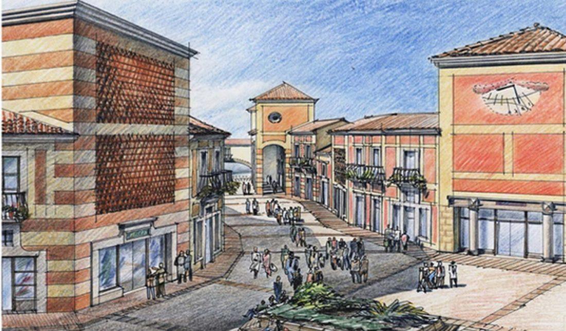 premium selection d1b62 e5c56 Studio Spadolini & Architetti | Serravalle Designer Outlet