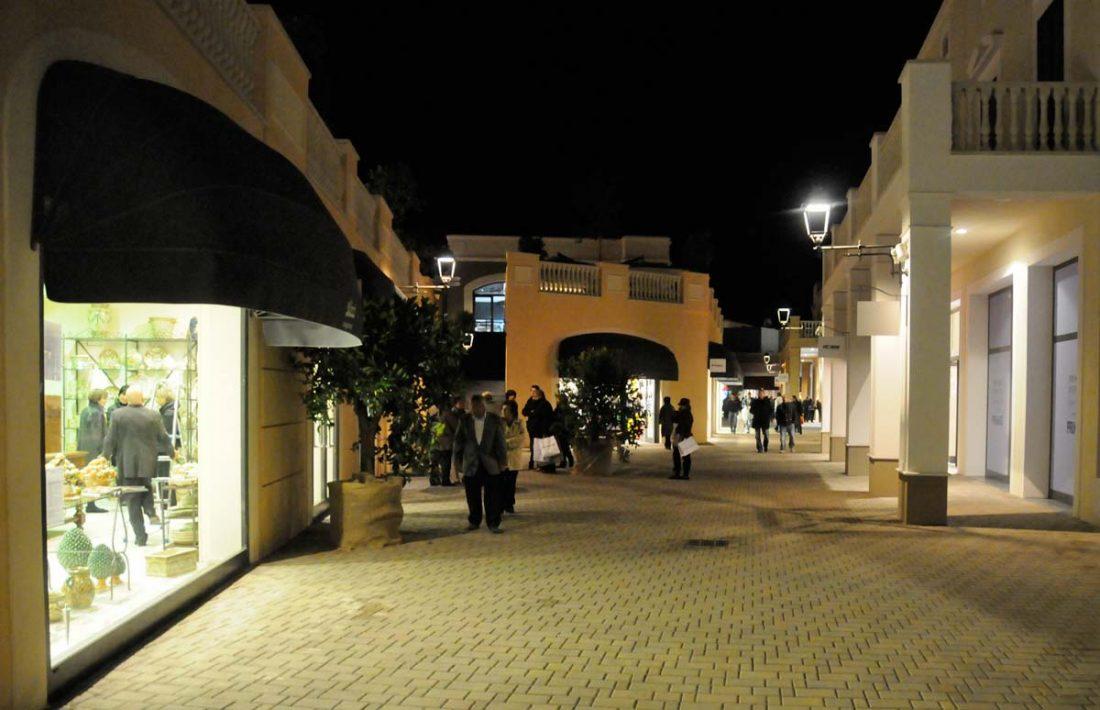 Studio Spadolini & Architetti   Sicilia Outlet Village
